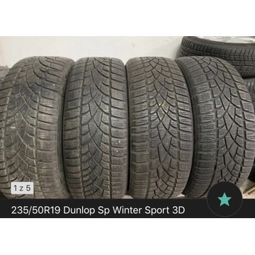 235/50R19 Dunlop Sp Winter Sport 3D