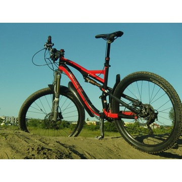 2011 SPECIALIZED camber fsr