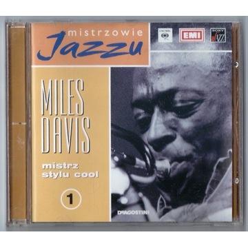 Mile Davis, płyta CD