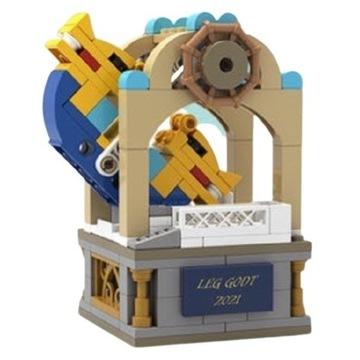 LEGO 5006746 - Statek bujany