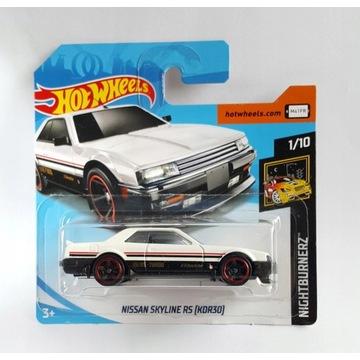 Hot Wheels Nissan Skyline RS [KDR30]