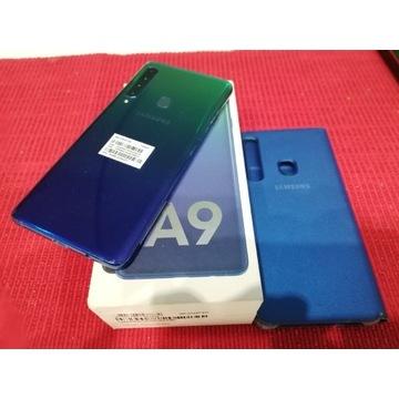 Samsung Galaxy A9 2018 niebieski