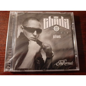 Chada - Proceder plus, płyta cd