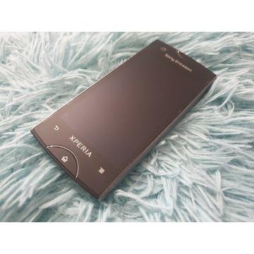 Sony Xperia ST18i stan ładny 100% PL okazja