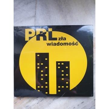 PRL-Zła Wiadomość CD