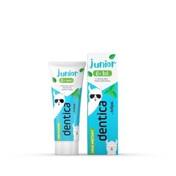 Tołpa Dentica Junior 6+ pasta do zębów -50%