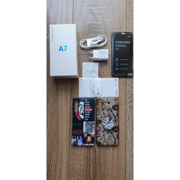 Samsung A7 2018 za gotówkę wersja XEO