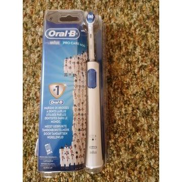 Oral b pro care 600. Nowa