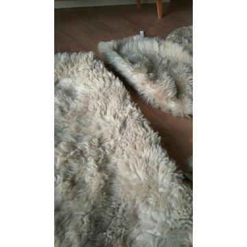 Pokrowce skóra owcza