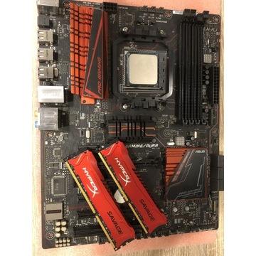 Asus GamingPro Aura AMD FX 6300 HyperX 16GB DDR3