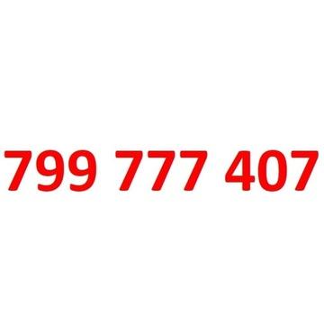 799 777 407 starter play złoty numer 77777