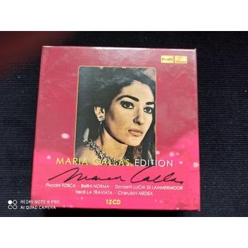 CALLAS Edition 5 oper 12 CD PROFIL OKAZJA