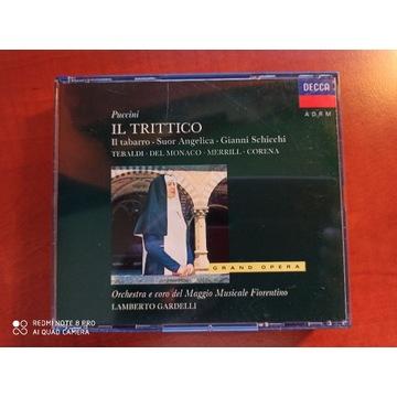 PUCCINI Il Trittico Gardelli Decca Okazja