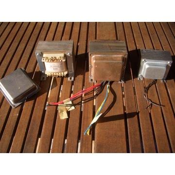 Zestaw transformatorów do jcm 800