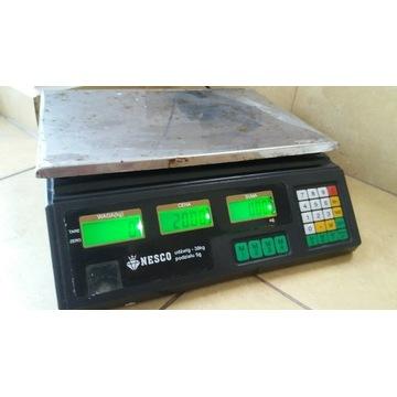 Waga sklepowa NESCO kuchenna kalkulacyjna 30 kg