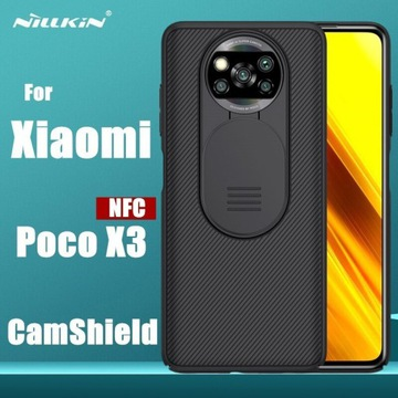 NILLKIN CAMSHIELD ETUI CASE DO XIAOMI POCO X3 NFC