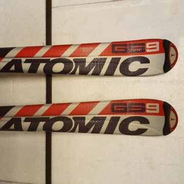 Narty ATOMIC GS9 M 180 cm.