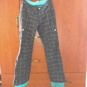 Spodnie damskie snowboardowe Burton S