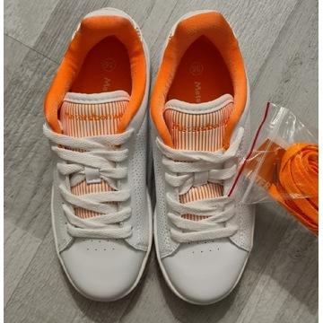 Nowe buty streetwear białe rozmiar 36