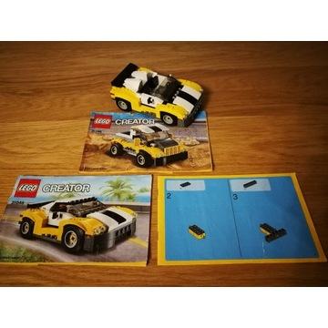 Lego Creator 3w1 31046 Samochód wyścigowy