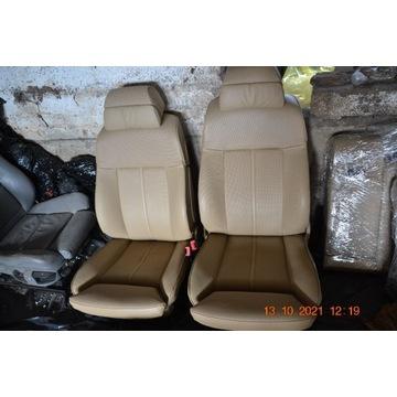 Fotele BMW E60 Komfort Wentylowane Grzane Europa