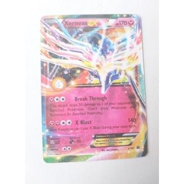 Karta pokemon xerneas ex XY07