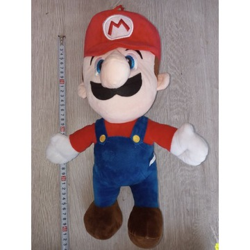 Nowa duża maskotka Mario Bros 40 cm