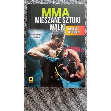 MMA mieszane sztuki walki. Trening i technika