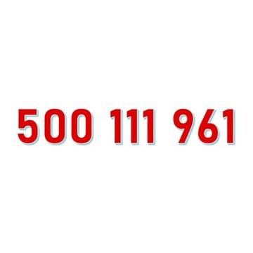 500 111 961 STARTER ORANGE ŁATWY ZŁOTY NUMER