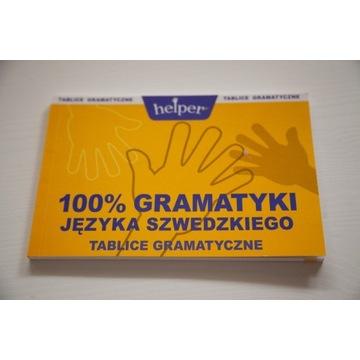 100 % gramatyki języka szwedzkiego