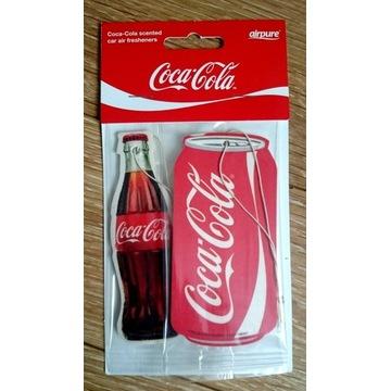 Coca Cola zapach do auta zestaw 2 szt