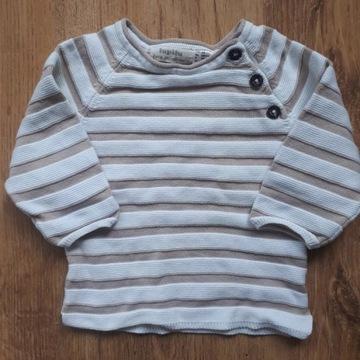 Sweterek bluzeczka 62/68 jak nowa