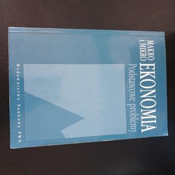 Makro i mikro ekonomia podstawowe problemy 2001