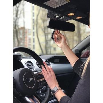 Perfumy samochodowe do wnętrza vibe&drive