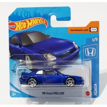 Hot Wheels '98 Honda Prelude