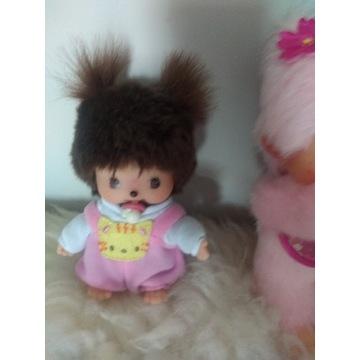 Małpka monchichi 15 cm