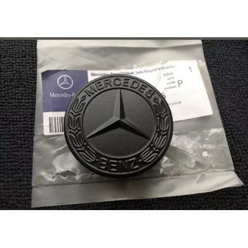 Mercedes Emblemat znaczek logo maski 57mm