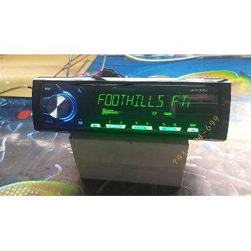 Radio PIONEER MVH-X560BT usb bluetooth MIKROFON