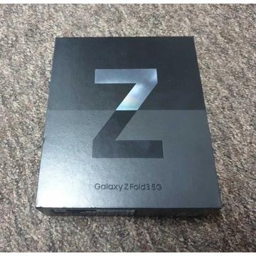 Samsung Galaxy Z Fold3 5G 12/512GB Black --NOWY--