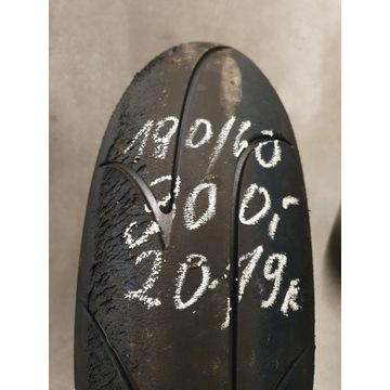 Dunlop D213 Pro2 180/60/17 2019r go racer