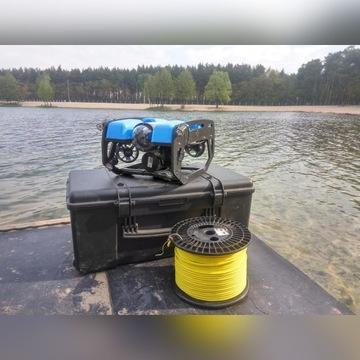 BLUE ROV 2  BLUEROV2  robot podwodny ROV