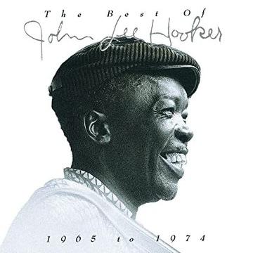 John Lee Hooker The Best Of 1965 to 1974 CD