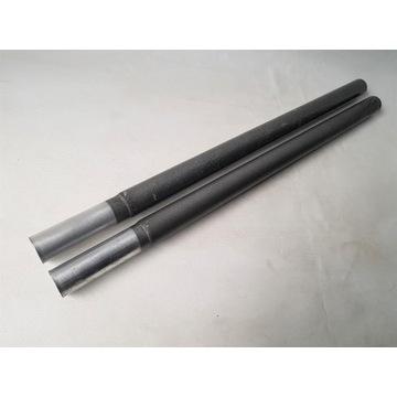 Rurki Aluminiowe do Masztu Anteny 2szt