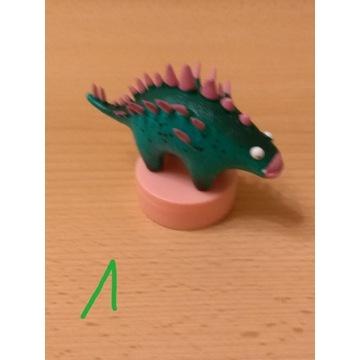 Dinozaur stempel