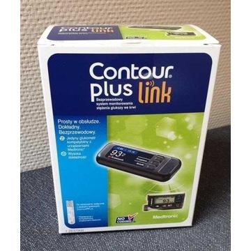 Glukometr Contour Plus Link