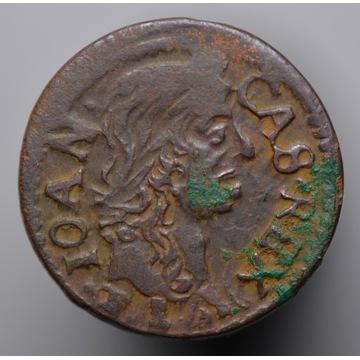 Nr 5 - szeląg koronny 1665