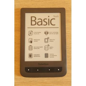 Czytnik ebook PocketBook 624, stan bdb