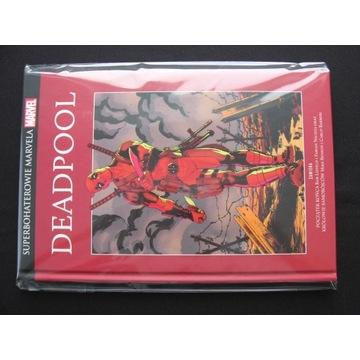 DEADPOOL Superbohaterowie Marvela tom 17 w folii