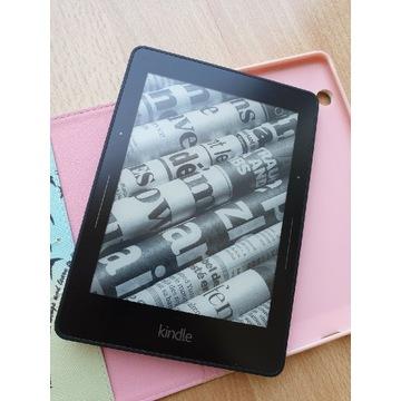 Amazon Kindle , Voyage 4 GB Premium BDB. Etui