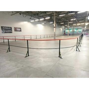 Banda/barierka/ogrodzenie